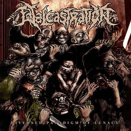 Fatal Castration – Diversed Paradigm of Lunacy CD