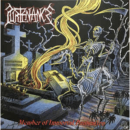 Purtenance – Member Of Immortal Damnation LP
