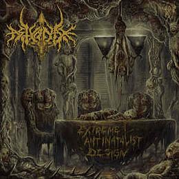 Astyanax  – Extreme Antinatalist Design CD