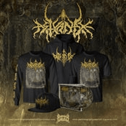 Astyanax- Extreme Antinatalist...FULLPACK COMBO SIZE L