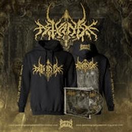 Astyanax- Extreme Antinatalist...HOODIE + CD SIZE XL