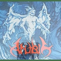 ANUBIS-A Halál Oldalán CD