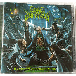 Gore Infamous – Excaeco Deconception CD