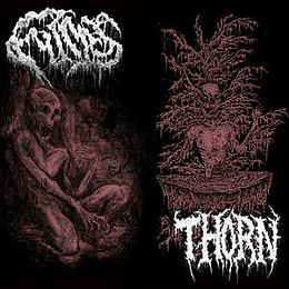 Fumes/Thorn  – Split MCD