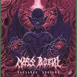 Mass Burial-Souless Legions LP