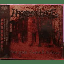 Haemorrhage – Morgue Sweet Home CD