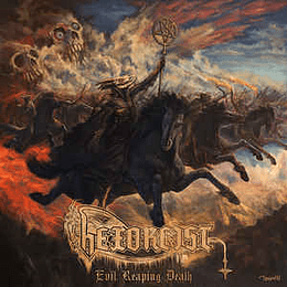 Hexorcist – Evil Reaping Death CD