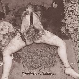 Liquid Viscera  – Cannibalistic Butchery CD