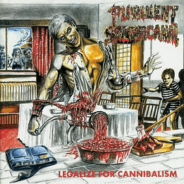 Purulent Spermcanal – Legalized For Cannibalism CD