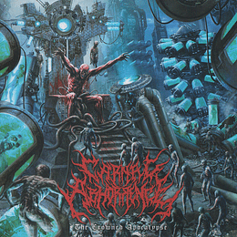 Carnal Abhorrence – The Crowned Apocalypse CD