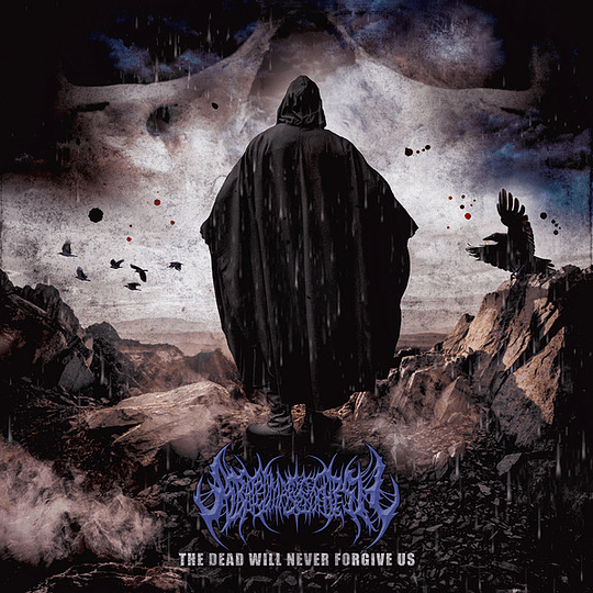 Abated Mass Of Flesh – The Dead Will Never Forgive Us CDPROCDR