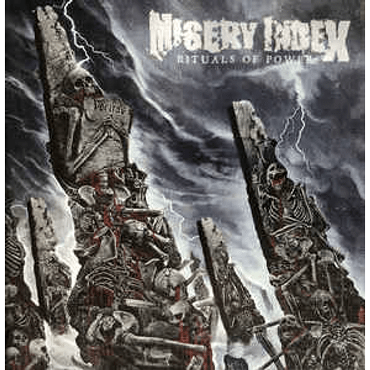 Misery Index – Rituals Of Power CD