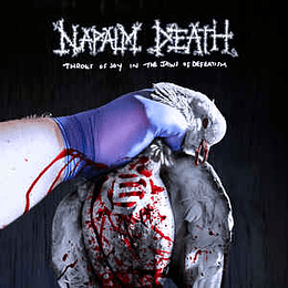 Napalm Death – Throes Of Joy In The Jaws Of Defeatism CD