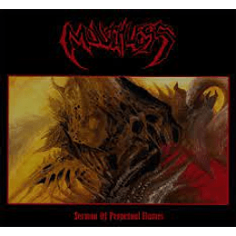 MOUTHLESS – Sermon Of Perpetual Flames MCD