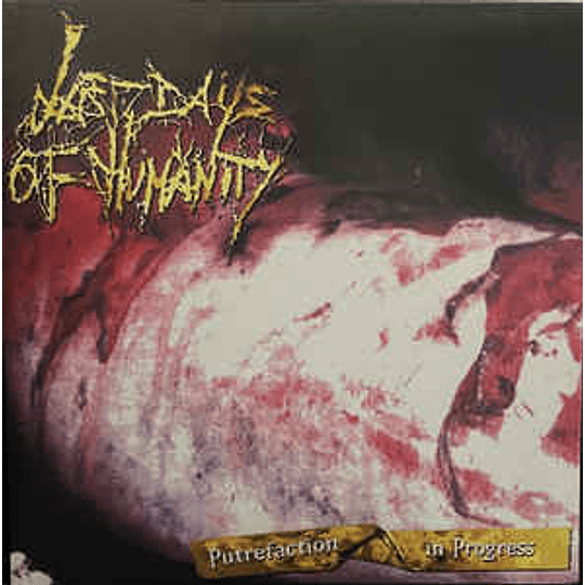 Last Days Of Humanity – Putrefaction In Progress LP