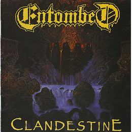 Entombed – Clandestine DIGCD