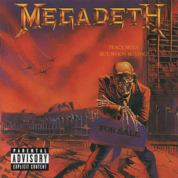 Megadeth – Peace Sells... But Who's Buying? CD