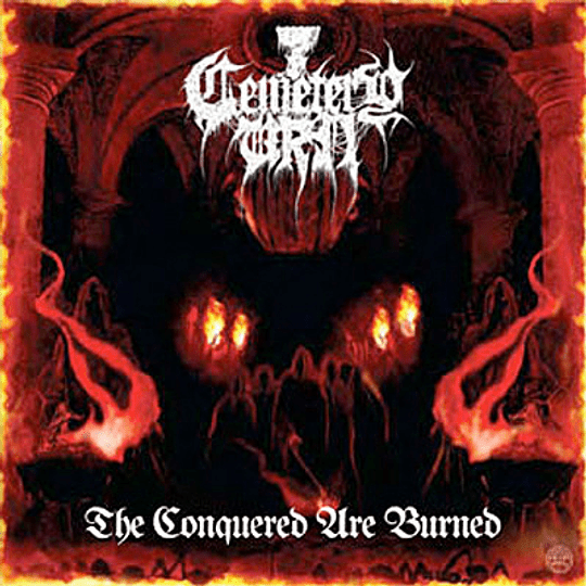 Cemetery Urn – The Conquered Are Burned CD