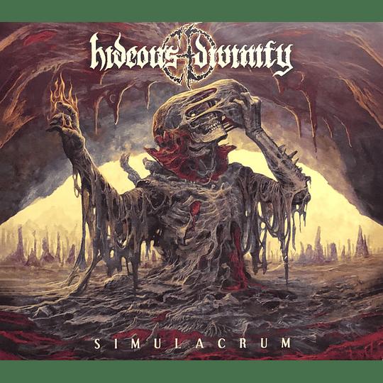 Hideous Divinity – Simulacrum DIGCD