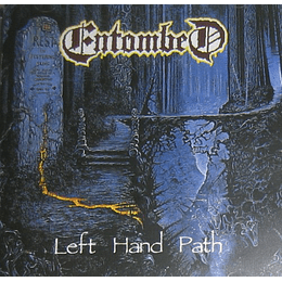 Entombed – Left Hand Path DIGCD
