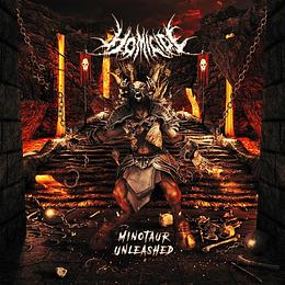 Homicide  – Minotaur Unleashed CD