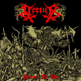 Decius  – Prepare to Die CD