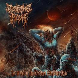 Dissecting Flesh – The Impact Of Cruelty From Extraterrestrial CD