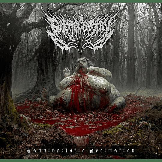 Deprecation – Cannibalistic Decimation CD