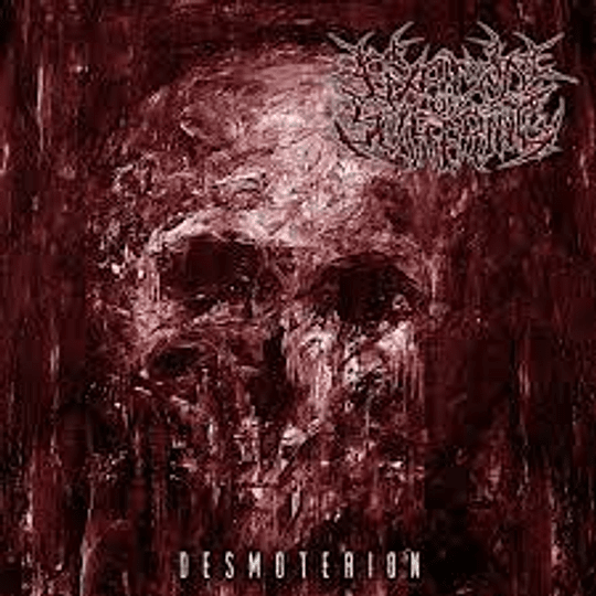 Fixation On Suffering- Desmoterion CD
