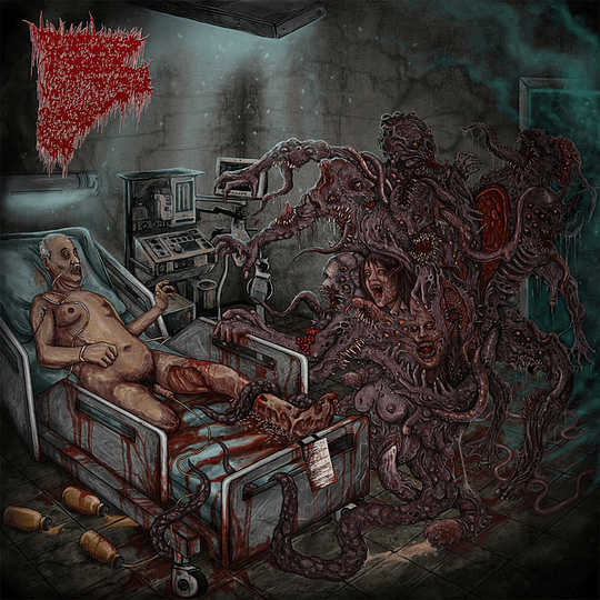 Insidious Squelching Penetration  – Writhing In Darkness CD