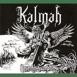 Kalmah – Seventh Swamphony digsleeve