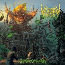 Visceral Decay – Carnivore Psilocybin CD