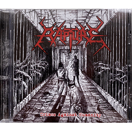 Rapture  – Crimes Against Humanity CD
