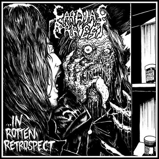 Cardiac Arrest  – In Rotten Retrospect CD