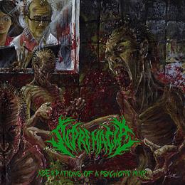 Supremacia  – Aberrations Of A Psychotic Mind CD