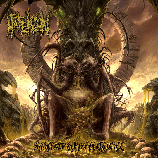 Hate Icon – Submerged In Immoral Effluence MCD