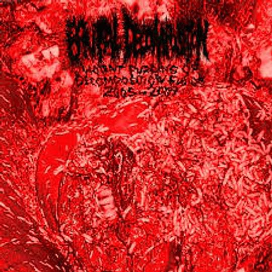 Brutal Decomposition- Violent Purging... CD