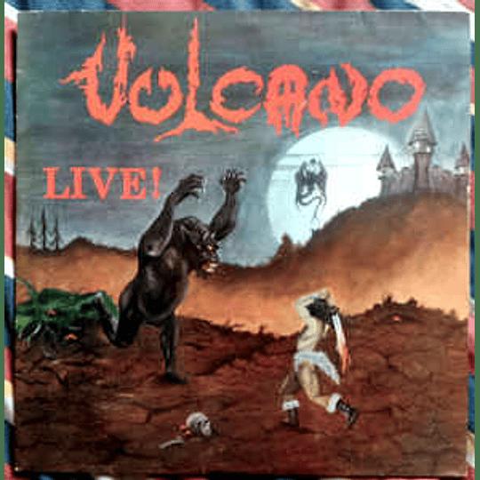 Vulcano – Live! CD