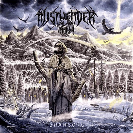 Mistweaver – Swansong LP