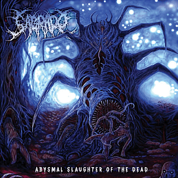 Sagrado- Abysmal Slaughter Of The Dead CD