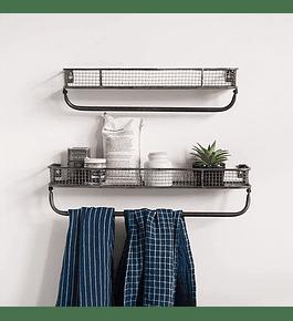 Repisa toallera