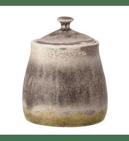 Frasco cerámica