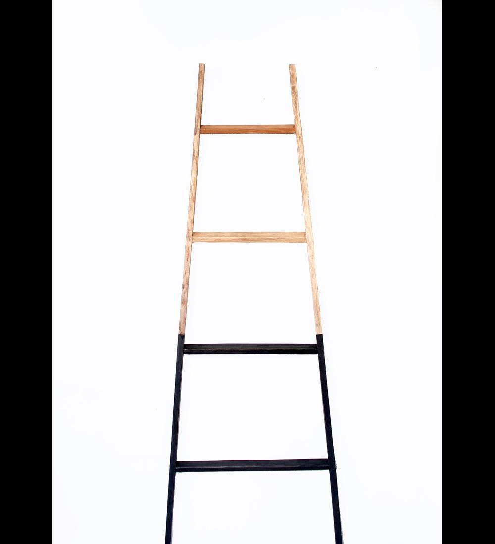 Escaleras madera coihue nativo