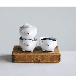 Mini bowl erizo