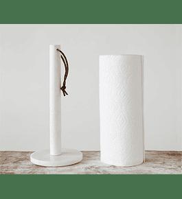 Porta toalla mármol