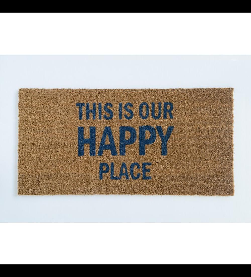 Limpiapiés Happy Place