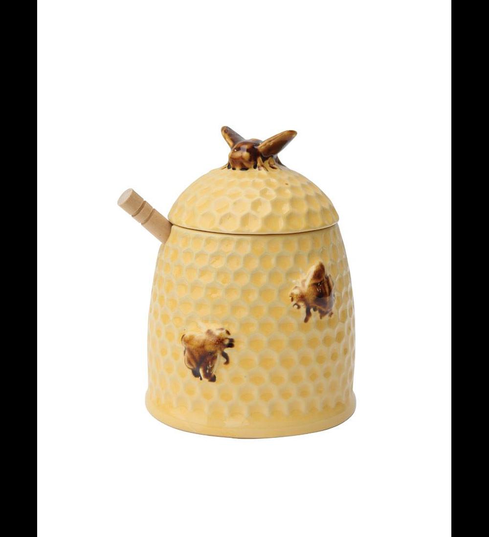 Mielero abeja amarillo
