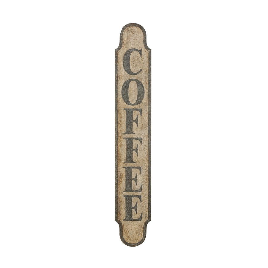 Letrero XL Coffee
