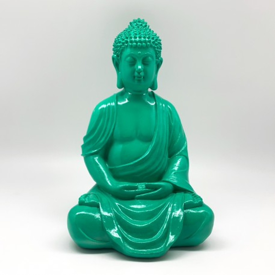 Buda verde