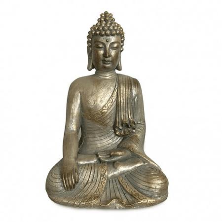 Buda dorado meditando